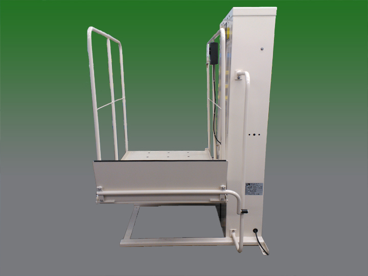 Make Life Accessible Again with a Mac's Wheelchair Elevator ... Ramp For Mobile Home Elevator on home elevator door, home elevator steps, home elevator lights, home elevator winch, home elevator garage, home elevator lift, home elevator shaft, home elevator rail,