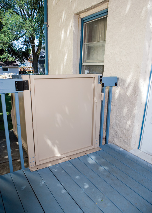 Mac PL-50 Wheelchair Porch Lift